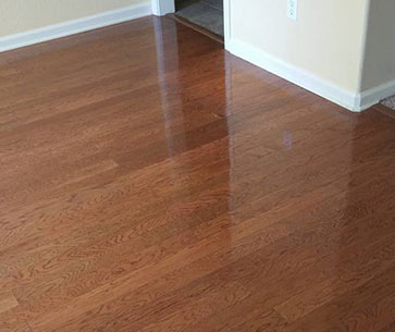 Hardwood Cleaning Cabot